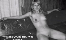 VINTAGE POST: Wife's First BBC (click on show more)